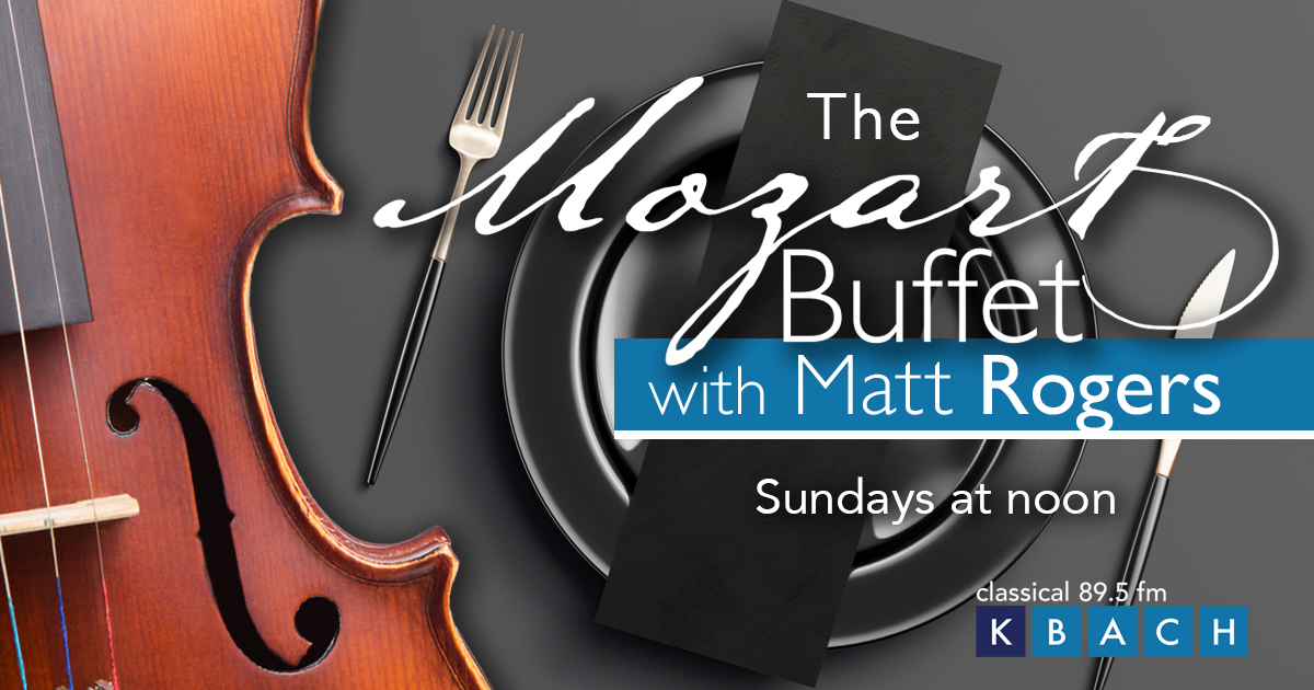 The Mozart Buffet with Matt Rogers
