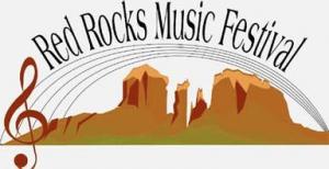 Red Rocks Music Festival Logo